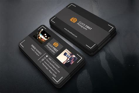 Free Photography Business Card Template Business Cards Name Email Card At Office Depot Tray Organizer Desktop Phone Number Format Christchurch Nz Orders Offers Uk