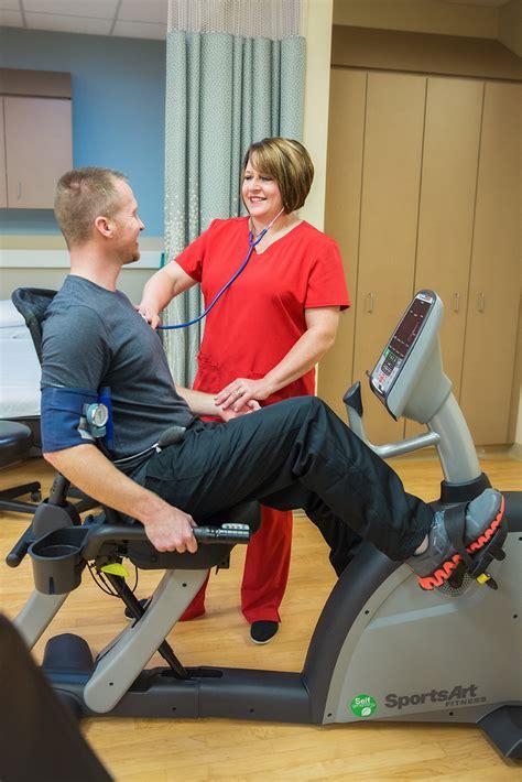 Cardiopulmonary Rehab
