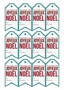 étiquettes De Noel à Imprimer : 3frangines march de no l tiquettes cadeaux imprimer ~ Melissatoandfro.com Idées de Décoration