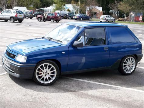 Vauxhall Nova Van Photo 250003. Complete Collection Of