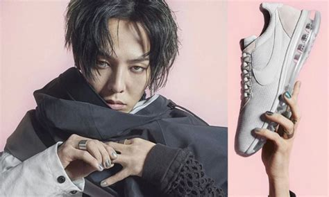 korean popstar  dragon fronts  nike air max campaign