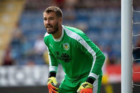 Goalkeeper Legzdins scores last-gasp goal to rescue Burnley