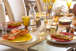 tables cuisines 10 tips for decorating and setting your thanksgiving table