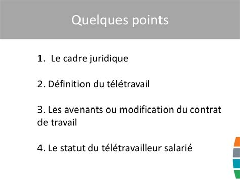 support intervention teletravail