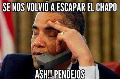 El Chapo Memes - se viralizan memes sobre fuga del narcotraficante el chapo guzm 225 n diario1