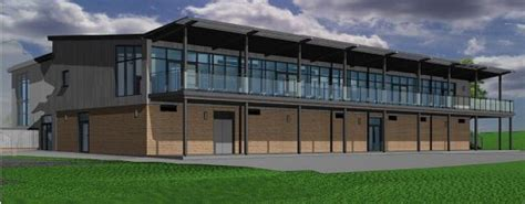 Commercial Kitchen Ventilation by Harlow Rugby Union Football Club Pavilion Vzdv