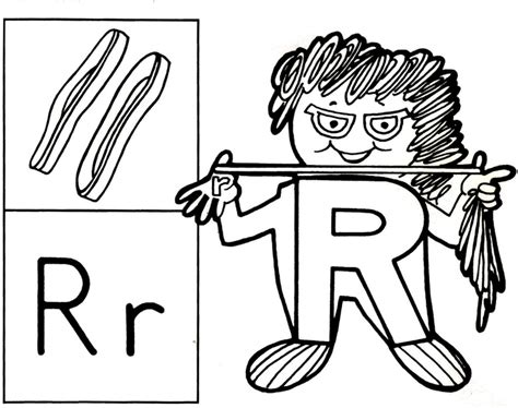21 Best Letter R Images On Pinterest Kids Crafts