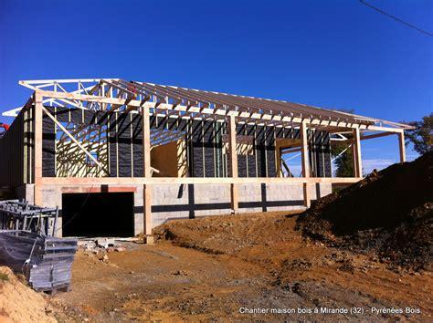 construction maison bois les 233 pyr 233 n 233 es bois maisons ossature bois 64