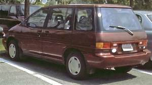 1990 Nissan Axxess Xe