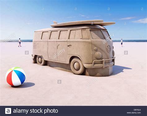 volkswagen van beach volkswagen van on beach www pixshark com images