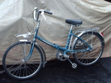 Peugeot Vintage Bikes by Vintage Peugeot Folding Bike Parts Bicycling And The