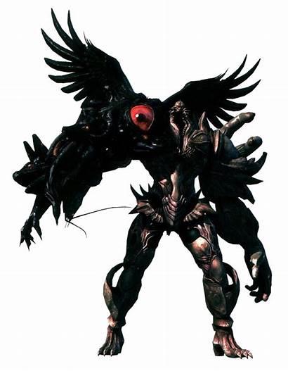 Xenoblade Chronicles Lao Boss Villains Chimera Character