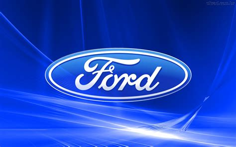 Ford Logo HD Wallpaper - HD Wallpapers