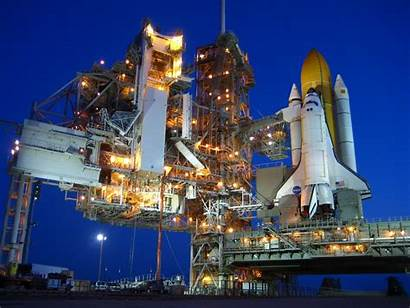 Launch Rocket Space Background Shuttle Nasa Pad