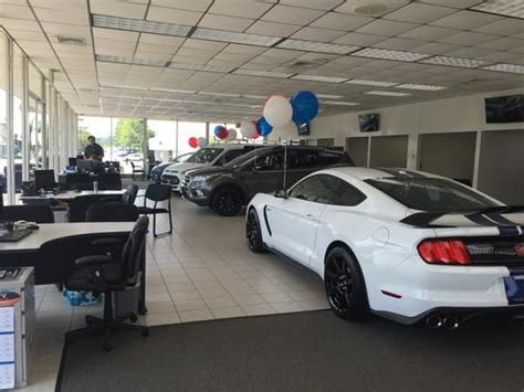 Malloy Ford Of Charlottesville Car Dealership In