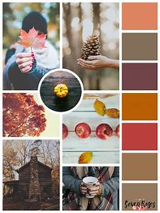 Fall moodboard + fall lover's kit - Seven Roses