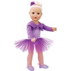 Walmart My Life Doll Ballerina