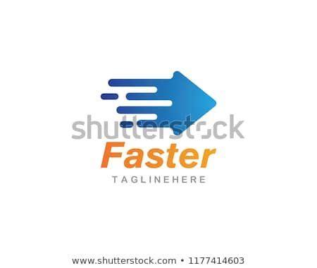 fast arrow logo vector template Arrow logo Logos Templates