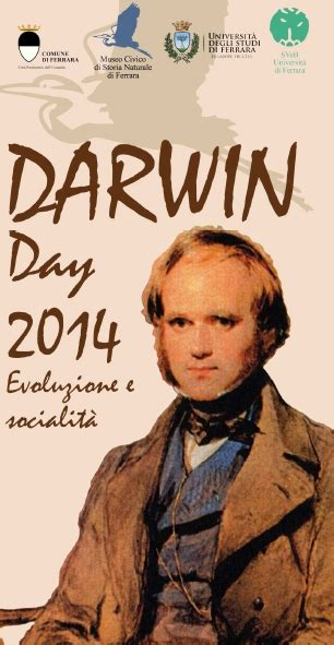Darwin Day 2014 Viaggio Alla Scoperta Dell Evoluzione