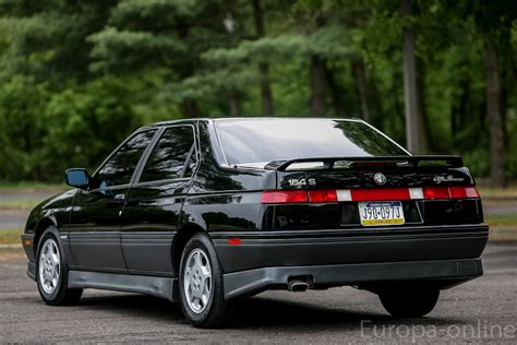 Alfa Romeo 164s by 1991 Alfa Romeo 164s Revisit Classic Italian Cars For Sale