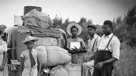 black migrations  destinations  lives  common