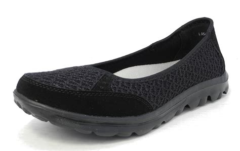 Boat Shoes With Arch Support by Womens Arch Support Lightweight Leather Mesh Shoes Pumps