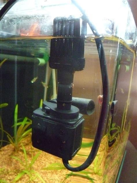 fabriquer un aspirateur pour aquarium fabrication d un aspirateur de surface
