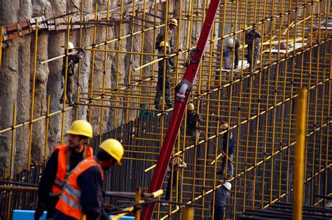 China Construction Site Accident Kills Many As Scaffold ...
