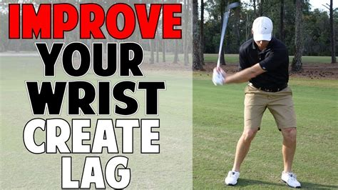 IMPROVE YOUR WRIST AT IMPACT & CREATE MORE LAG IN THE ...