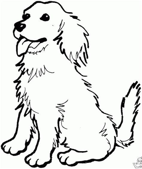 Kleurplaten Schattige Honden by Kleurplaat Puppy Hondje
