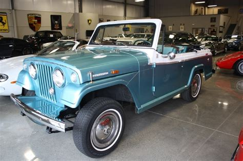 jeep jeepster for sale 1967 jeep jeepster convertible for sale on ebay