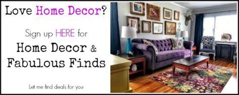 Home Decor Deals : The 7 Best Home Decor Sites For Amazing Deals For A