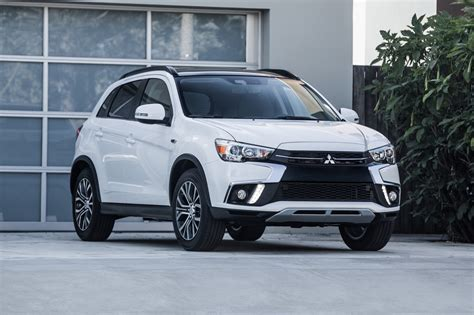 2018 Mitsubishi Outlander Sport New Car Release Date And