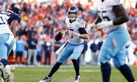 titans   week  starter  chargers early  week