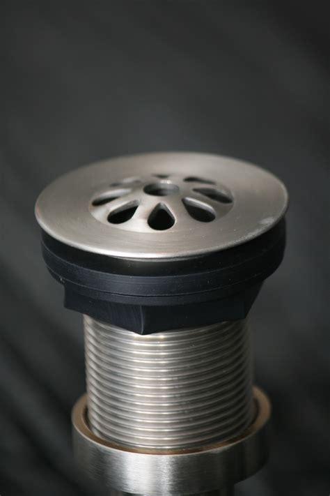 Daisy Grid Designer Vessel Sink Drain   Stainless Steel