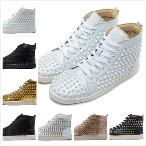 designer sneakers mens spiked shoes for christian louboutin official