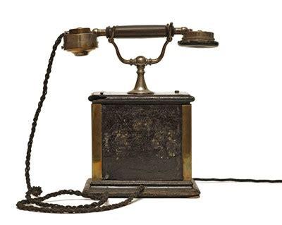 Telefon  Pflegschaften @ Museum der Dinge