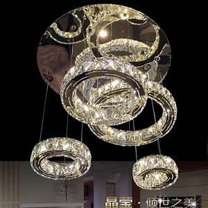 Wohnzimmer Led Lampen : freies verschiffen wohnzimmer lampe modernen minimalistischen restaurant kronleuchter kristall ~ Frokenaadalensverden.com Haus und Dekorationen