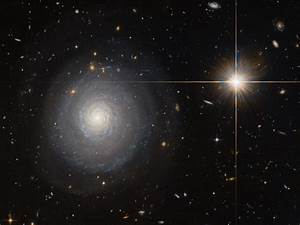 Hubble sees a lonely starburst galaxy – Astronomy Now