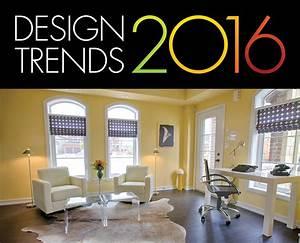 Six, Home, D, U00e9cor, Trends, For, 2016