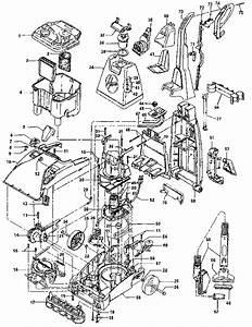 Hoover F5880 Carpet Cleaner Parts