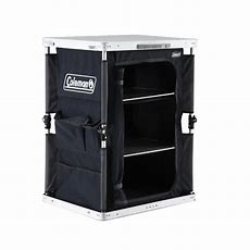Camping Kitchen Storage  Folding Camping Pantry