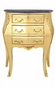 Table De Nuit Baroque : tables de nuit chevets baroques royal art palace ~ Teatrodelosmanantiales.com Idées de Décoration