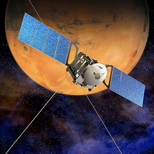 Space in Images - 2009 - 02 - Artist's view of Mars ...