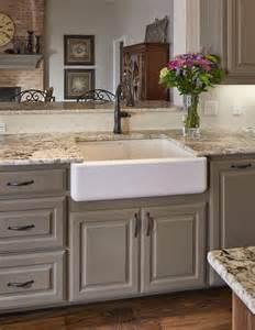 ideas for kitchen countertops kitchen countertop ideas white granite countertop apron sink hardwood flooring home