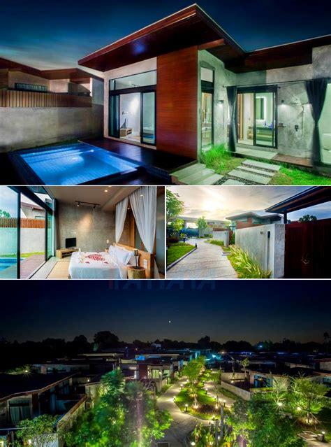 บ้านพักพูลวิลล่าซี ทู พูล วิลลา   iPattaya เที่ยวไหนพัทยา