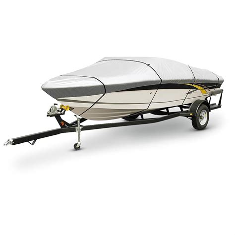 Budge Boat Covers by Budge 174 Sportsman 150 Boat Cover 161904 Boat Covers At