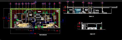 presidential suite dwg plan  autocad designs cad
