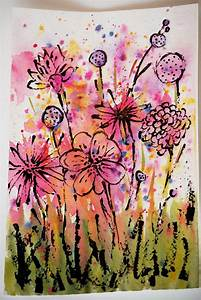25 Excellent but Simple Acrylic Painting Ideas For ...