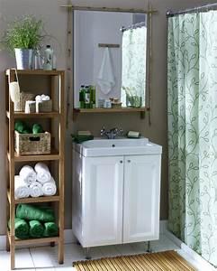 Zimmerpflanze Für Badezimmer : ein bad vier looks k che bad ~ Michelbontemps.com Haus und Dekorationen